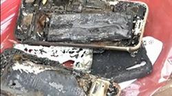 HOT: iPhone 7 phát nổ, xe ô tô bị cháy