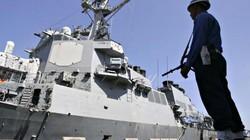 Mỹ điều tàu khu trục vào điểm nóng, răn đe Trung Quốc