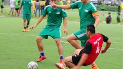 Bán kết giải bóng đá báo NTNN: Kịch tính đến… nghẹt thở