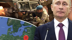 600 lính Nga dàn trận rầm rộ sát sườn châu Âu