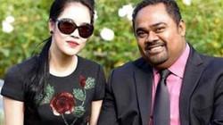 Ca sĩ Thu Phương không thích được chồng bênh vực trên facebook