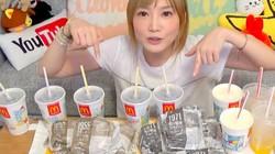 """""""Thánh ăn"""" Kinoshiata Yuka giữ dáng như thế nào?"""