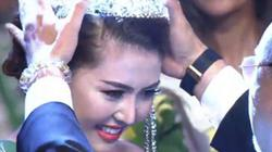 Nữ hoàng sắc đẹp Ngọc Duyên là con gái một người bán vé số
