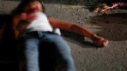 Bị nhầm là tội phạm ma túy, thiếu nữ bị bắn, nằm chết trên vũng máu