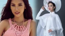 """Đại diện nhan sắc Việt """"trượt"""" top 15 Hoa hậu Quốc tế"""