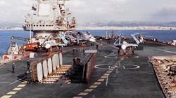 Hỏa lực tàu sân bay Nga đủ diệt cả nhóm tàu chiến Mỹ