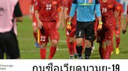 """ĐIỂM TIN TỐI (28.10): Báo Thái Lan """"vùi dập"""" U19 Việt Nam"""