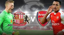 Link xem trực tiếp Sunderland vs Arsenal