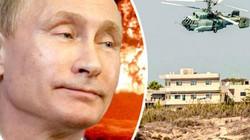 Siêu vũ khí tuyệt mật của Putin đã xuất hiện ở Syria