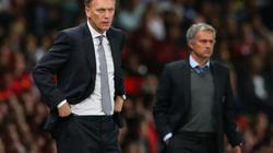 Mourinho thua kém thành tích của David Moyes