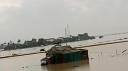 Quảng Bình: Nước sông đột ngột dâng cao, nguy cơ lũ chồng lũ
