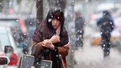 Trung Quốc: Rét kỉ lục, tuyết phủ trắng xóa nhiều nơi