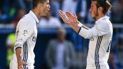 """Gareth Bale cho Ronaldo """"hít khói"""" về lương bổng"""