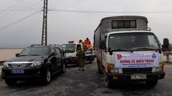 Quảng Bình: Cứu trợ bất lực không thể tiếp cận địa phương bị lũ