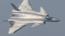 Trung Quốc lần đầu trình diễn tiêm kích tàng hình J-20