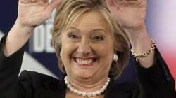 Bầu cử Mỹ: Hillary Clinton đã đặt pháo hoa cho lễ ăn mừng chiến thắng