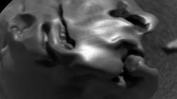 Phát hiện mảnh thiên thạch nhẵn như được người mài trên sao Hỏa
