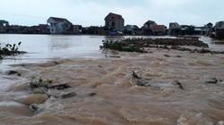 20 người thương vong, mất tích, nhiều thủy điện ở miền Trung xả lũ