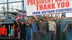 Đích thân Tổng thống Philippines tiễn 17 ngư dân Việt Nam về nước