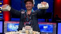 Người gốc Việt thắng giải poker 178 tỷ đồng ở Mỹ