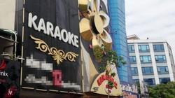 """Cận cảnh những biển quảng cáo karaoke kích thước """"khủng"""""""