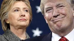 Bầu cử Mỹ: Clinton lao đao trong bê bối, Trump vẫn bị bỏ xa
