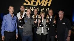 Công bố các hạng mục giải thưởng của SEMA Awards