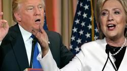 Bầu cử Mỹ: Trump tung tiếp lá bài Trung Quốc để hạ gục Clinton