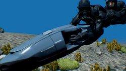 Quân đội Nga trang bị xe tay ga lặn dưới nước độc đáo cho người nhái