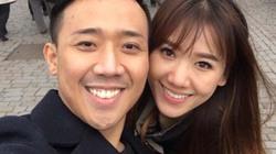 """""""Ghen tỵ"""" với hình ảnh hạnh phúc của Trấn Thành Hari Won ở trời Tây"""