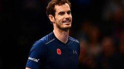 Murray soán ngôi Djokovic trên BXH ATP