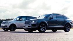Video: Bentley Bentayga đọ sức Range Rover