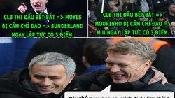 HẬU TRƯỜNG (8.11): Mourinho bỏ M.U, cầu thủ nổi điên húc chết trọng tài