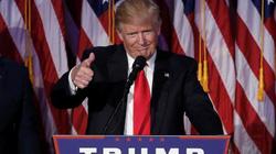 Phát ngôn khác lạ của Trump sau chiến thắng kinh ngạc