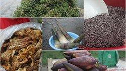 Đặc sản núi rừng ven đường xứ Nghệ vào mùa