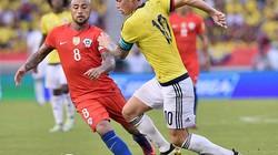 Cập nhật kết quả vòng loại World Cup 2018 khu vực Nam Mỹ (ngày 11.11)