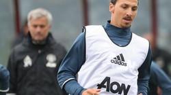 Ibrahimovic bất mãn, chỉ trích phong cách của Mourinho