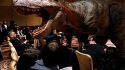 Nhật Bản ra mắt khủng long bạo chúa nhân tạo
