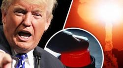"""Quyền lực của Donald Trump với """"nút bấm"""" vũ khí hạt nhân"""