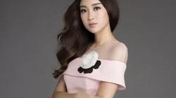 Mướt mắt ngắm HH Mỹ Linh thả dáng với váy ren trắng