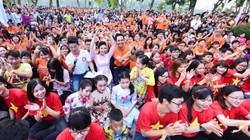 """Ảnh: Hàng nghìn bạn trẻ ở Hà Nội tham gia """"nhảy vì sự tử tế"""""""