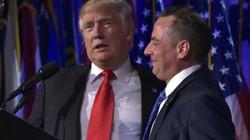 Donald Trump chỉ định 2 chức vụ quan trọng đầu tiên
