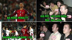 """HẬU TRƯỜNG (14.11): Ronaldo """"đáp lễ"""", Huy Toàn """"số khổ"""" như Marco Reus"""