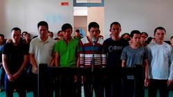 Nhóm nhân viên bảo vệ Công ty Long Sơn chém người hầu tòa