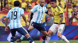 Lịch phát sóng vòng loại World Cup 2018 khu vực Nam Mỹ (ngày 16.11)
