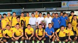 ĐT Việt Nam lên đường sang Myanmar tham dự AFF Cup 2016
