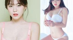 """Người mẫu nội y """"chân ngắn"""" nóng bỏng nhất xứ Hàn"""