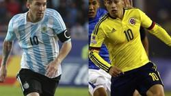 Link xem trực tiếp Argentina vs Colombia