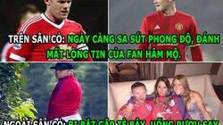 """HẬU TRƯỜNG (16.11): Vardy """"học đòi"""" Quế Ngọc Hải, Rooney ngày càng tệ"""