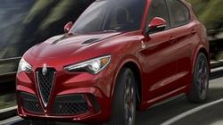 Alfa Romeo Stelvio: Bước đột phá thị trường crossover